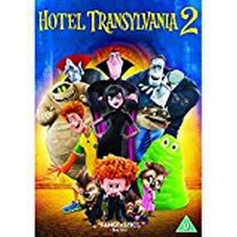 Hotel Transylvania 2 [DVD] [2015]